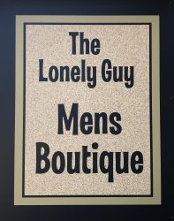 The Lonely Guy Boutique